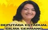 Acesse abaixo, a página da Deputada Estadual Gilma Germano