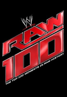 The Top 100 Moments in Raw History DVD