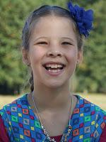 Hannah 9,5 jaar!