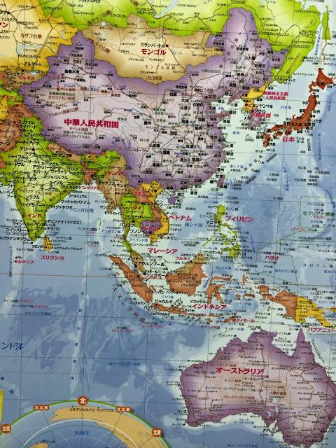 南シナ海地図