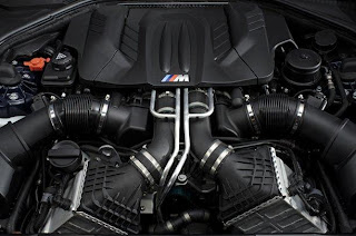 NEW BMW M6 ENGINE