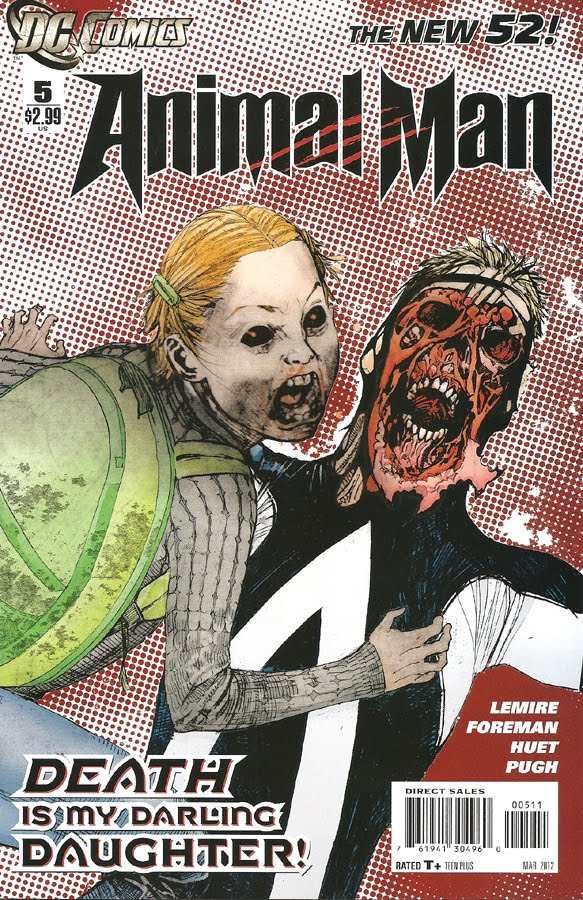 jeff lemire animal man