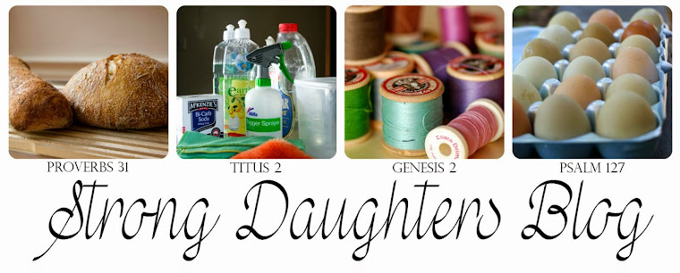 Strong Daughters Blog