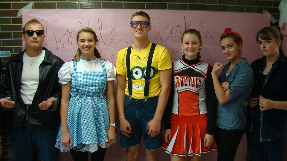 central cambria school district news homecoming and spirit week at