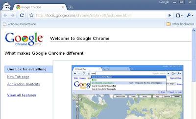 تحميل برنامج Google Chrome 26.0.1410.5
