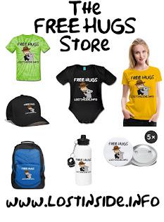 Free Hugs Merchandise