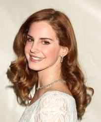 Cantora norte-americana Lana Del Rey