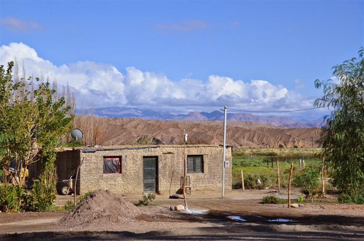 Chile-Argentinien-Kuba 2015: Calingasta-Rodeo