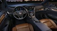Cadillac ELR dash