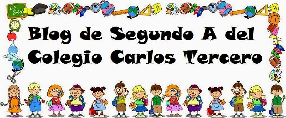 Blog de Segundo A del Colegio Carlos Tercero