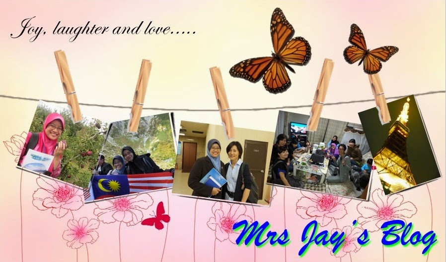 Mrs Jay's Blog