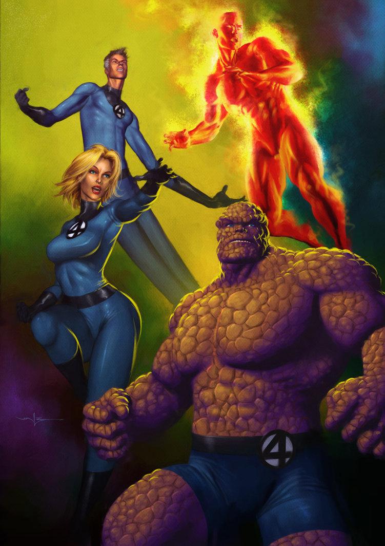 Fantastic Four ...