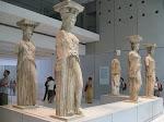 Νότα Κυμοθόη/Καρυάτιδες, Αρχαιολογικό Μουσείο Αθηνών 2012© Nότα Κυμοθόη.