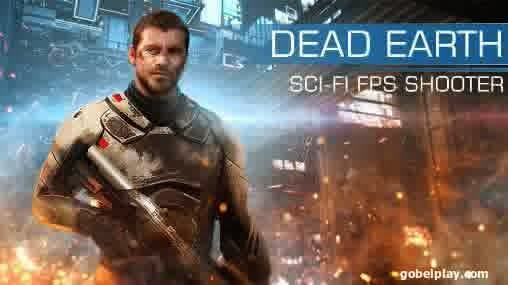 Download Dead Earth: Sci-fi FPS Shooter Android Apk