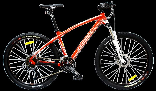 Sepeda Mtb (gunung) Harga 3 Juta