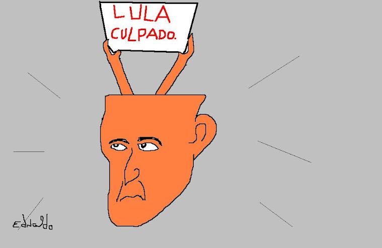 MARCOS VALERIO CULPA EX-PRES:LULA
