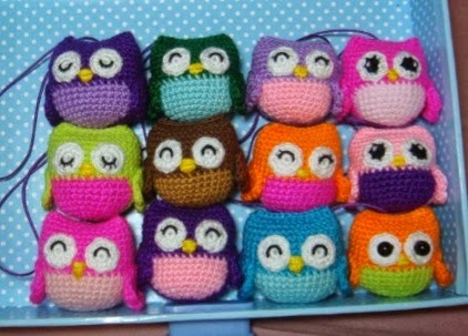 Free Crochet Owl Patterns Free Crochet Patterns Bloglovin