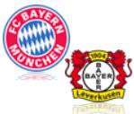 FC Bayern München - Leverkusen