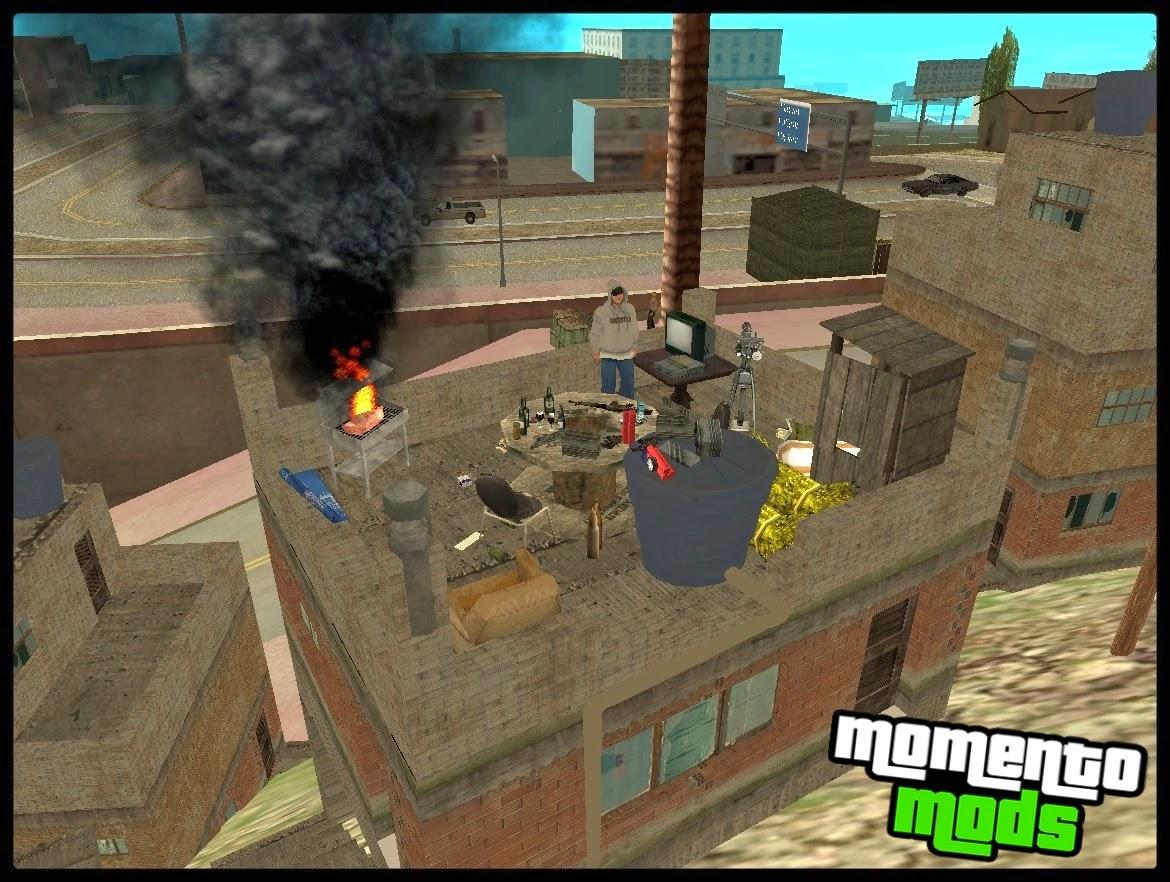 GTA SA - Favela BETA