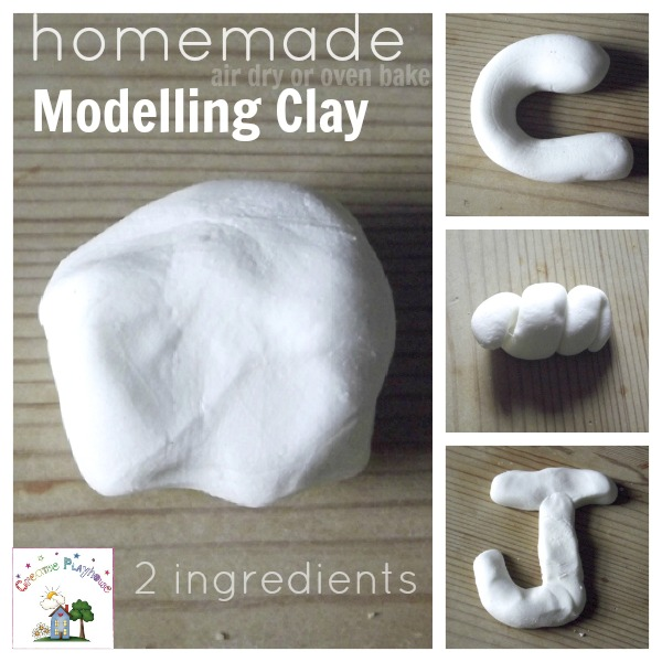 How to Harden Modeling Clay images