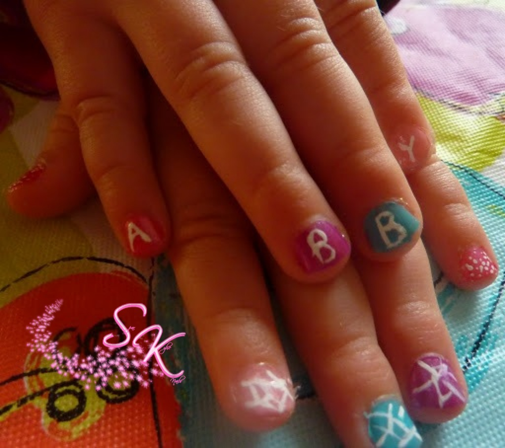 Cute Nail Designs for 11 Year Olds