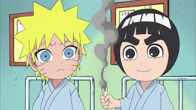 Naruto SD: Rock Lee no Seishun Full-power Ninden 32 Sub Español Online