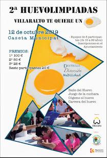 2 Huevolimpiadas Villaralto 2019