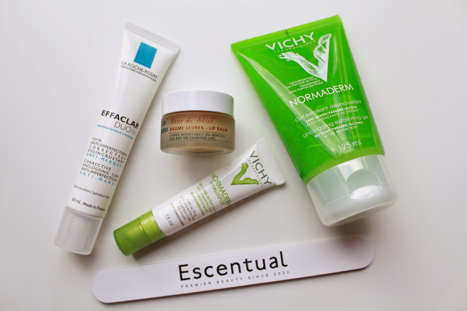 French Skincare Faves with 30% off at Escentual