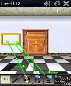 100 doors remix solution level 11 12 13 14 15 for Door 4 level 13