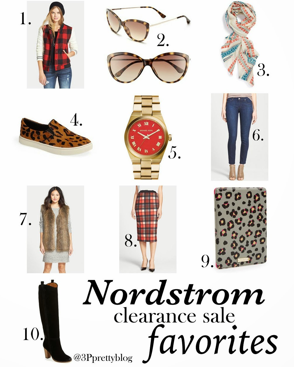 Nordstrom Clearance Sale Favorites