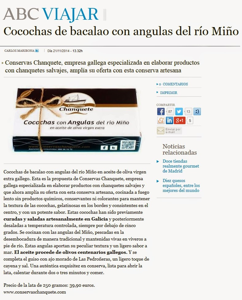 ABC - Carlos Maribona - Salsa de Chiles