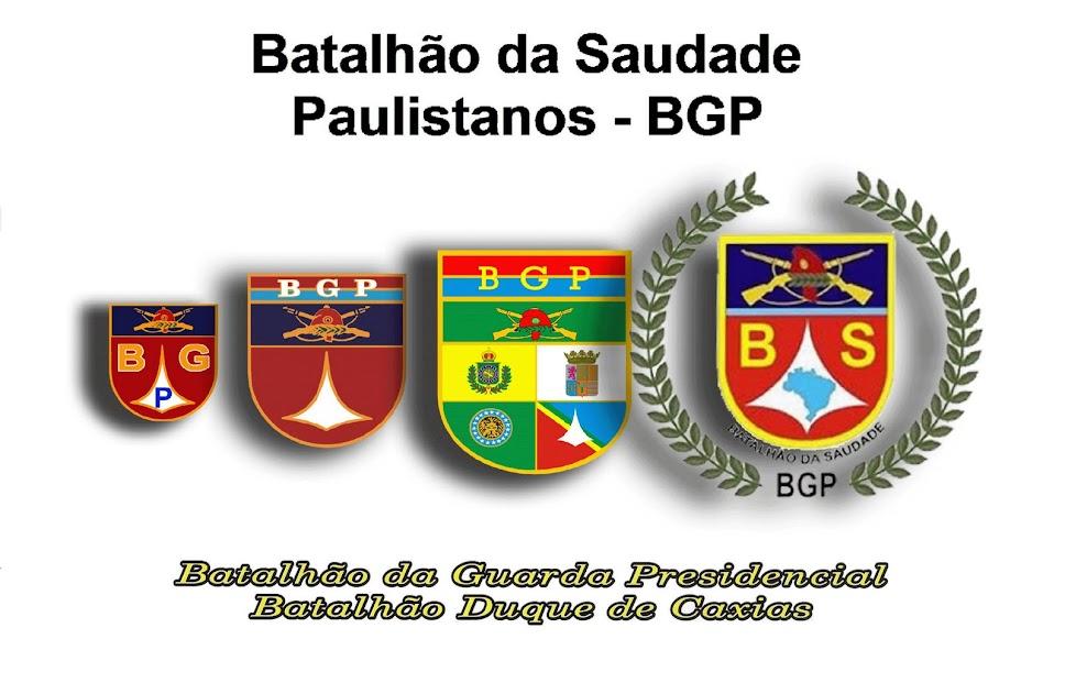 Batalhão da Saudade Paulistanos - BGP