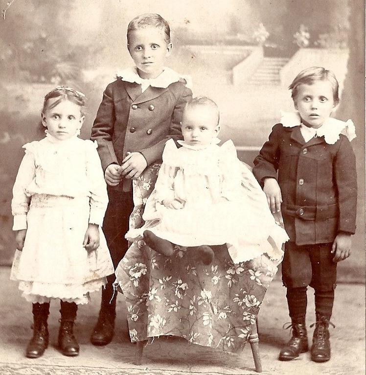 children of martha jane marley and steven bennet carroll