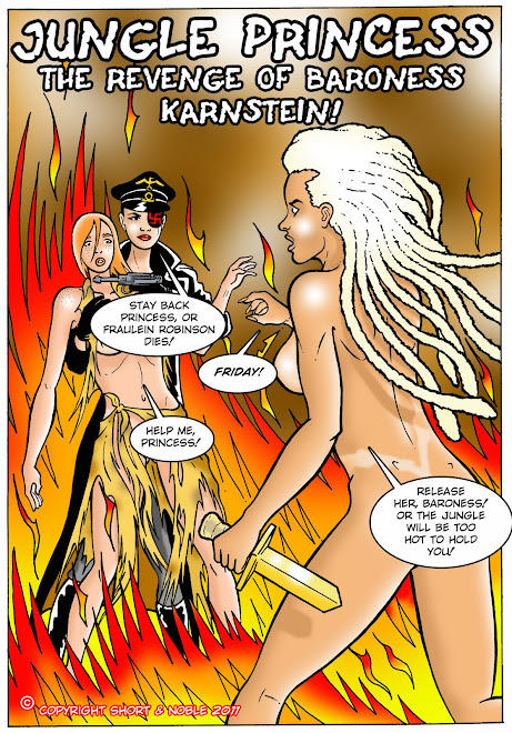 Jungle Princess 6 (Censored)