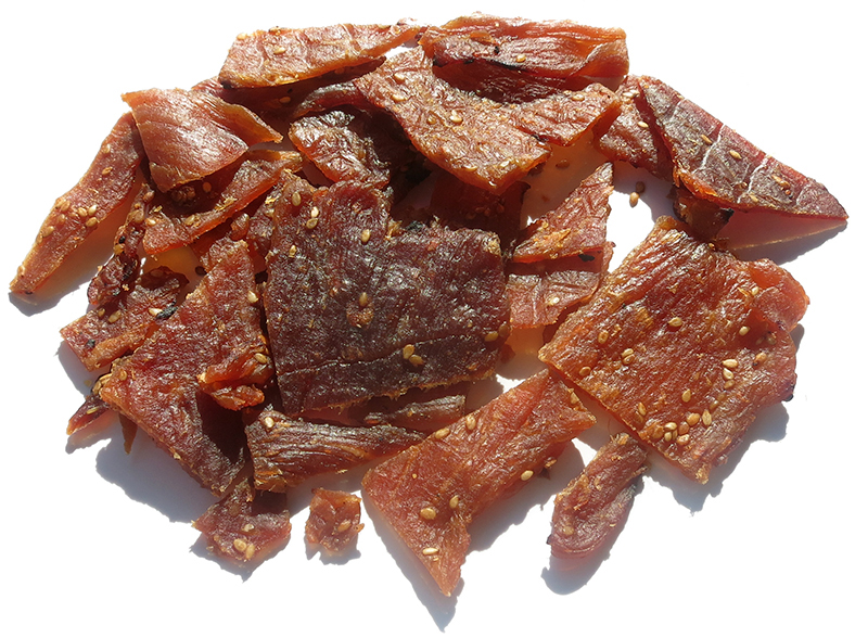 Korean Bbq Pork Jerky