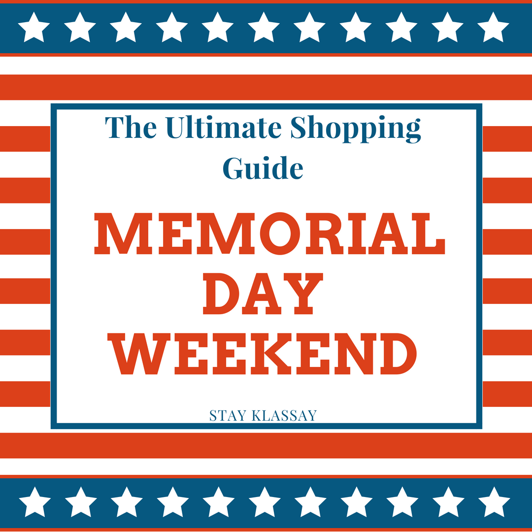 Memorial Day Shopping Guide: Sales, Coupons, Steals Deals photo