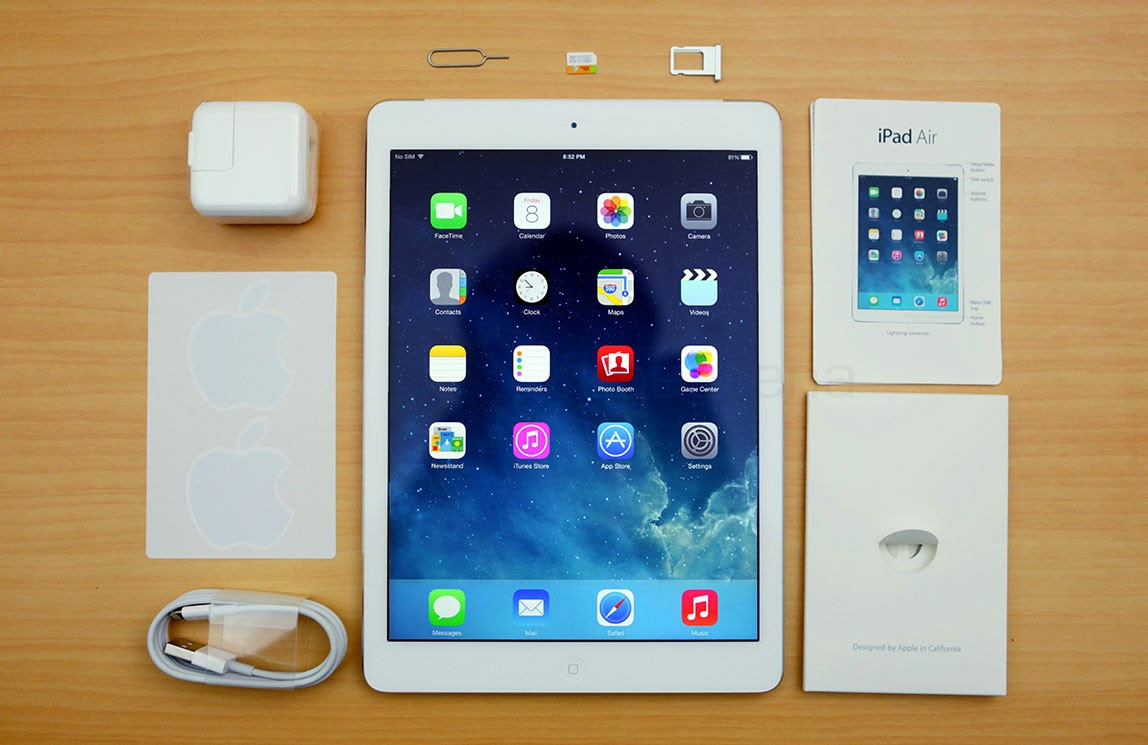 Apple offers focus on iPad Air in the Black Friday