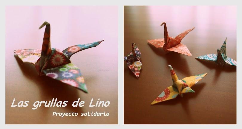 Las grullas de Lino