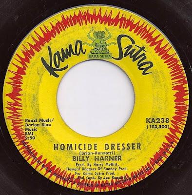 Billy Harner - Homicide Dresser
