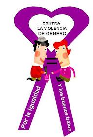 25 DE NOVIEMBRE: CONTRA LA VIOLENCIA DE GÉNERO