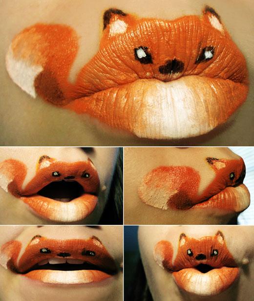 Panda Anime Series This Animal Lipstick Series