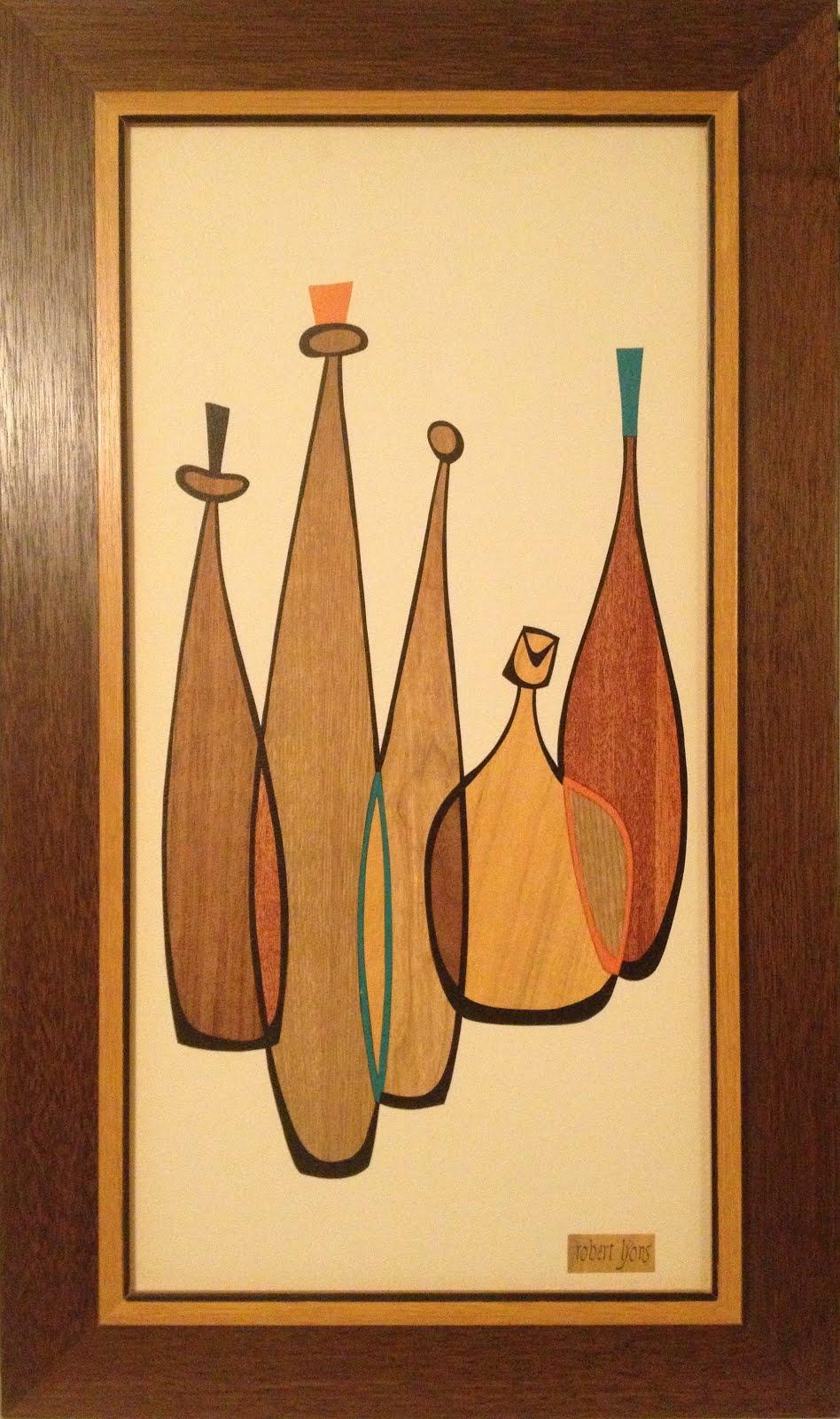 Mad for Mid-Century: Mid-Century Art: Robert Lyons