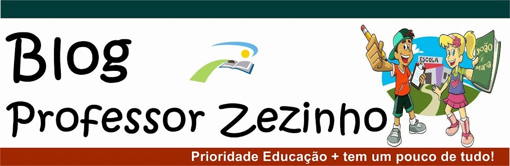 Blog Professor Zezinho