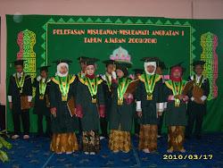 Wisuda kelas 6 - 2010
