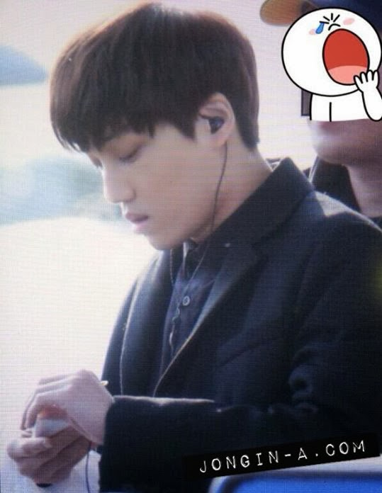 kai at Incheon Airport on his way to Taipei.jpg