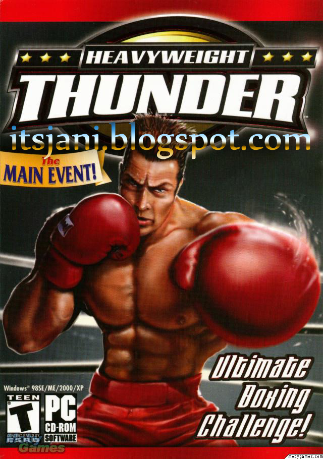 HeavyWeight Thunder Boxing Game Free Download For Pc | Register Software Zone