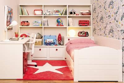 Camas nido dormitorios juveniles dormitorios infantiles for Dormitorios juveniles cama nido doble
