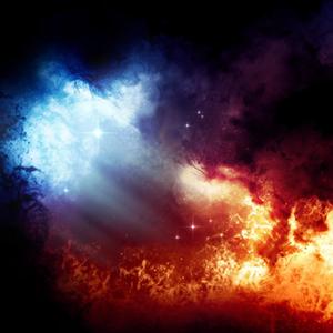 Malaikat Zabaniyah digeruni Api Neraka