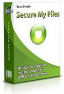 Secure My Files v3.3.3 Include License Key