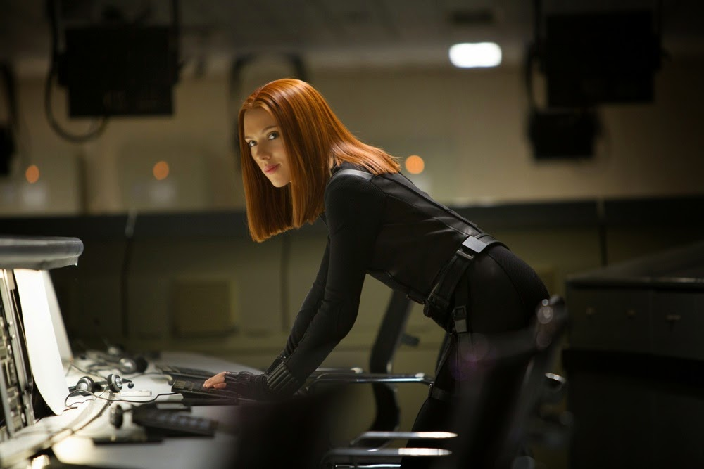 Vedova Nera Scarlet Johansson The Winter Soldier